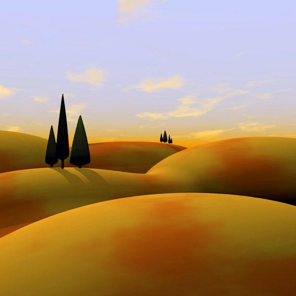 Toscana 3 | Cynthia Decker