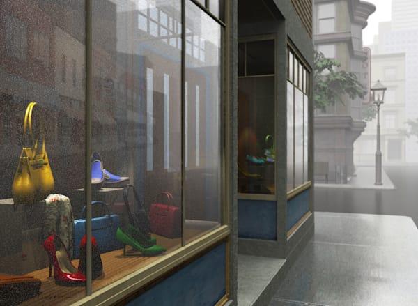 Window Shopping | Cynthia Decker