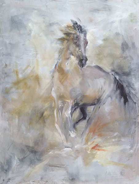 Spirit Horse  Art | Bright Spirit Studio