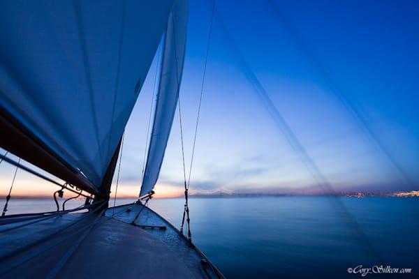 Setting Sail In America