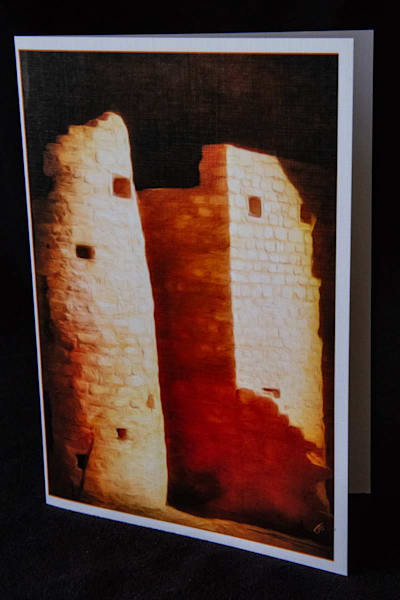 Anasazi Fine Art Card