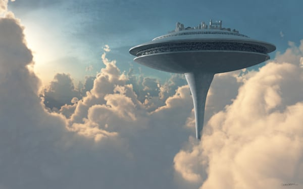 Cloud City | Cynthia Decker