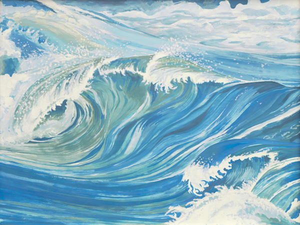 North Shore Wave Art for Sale