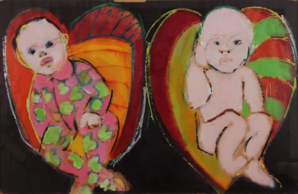 Susan Slotnick Babies in Hearts