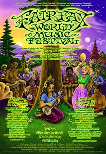 Fairfax World Music Festival