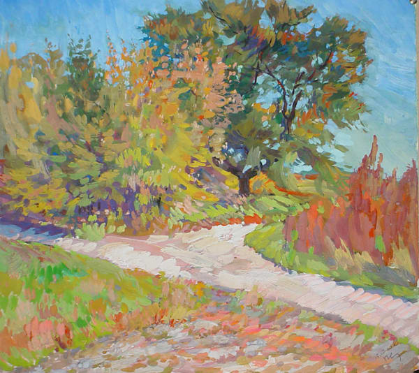 Warm October Art | Fountainhead Gallery