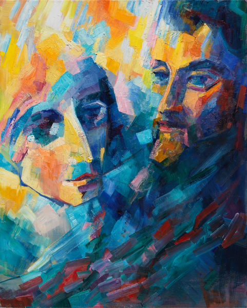 "Marina Tsvetaeva and Rainer Maria Rilke (""... on the same undying stalk"")"