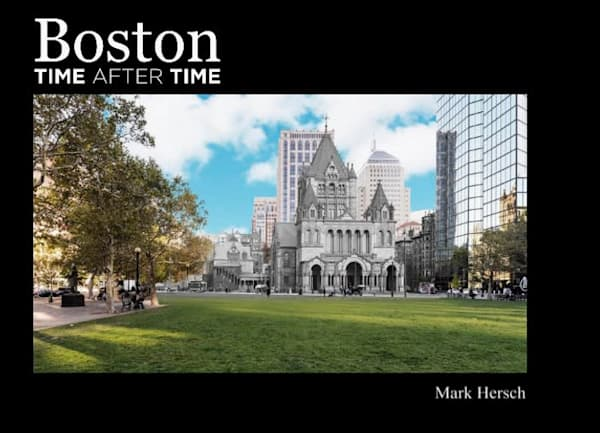 Boston Time After Time Book