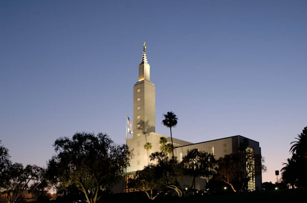 Los Angeles Temple - Day