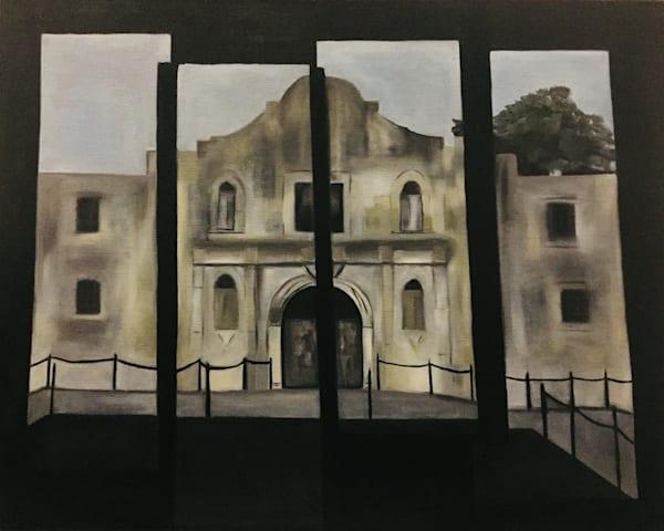 The Alamo Art | BBrom ART
