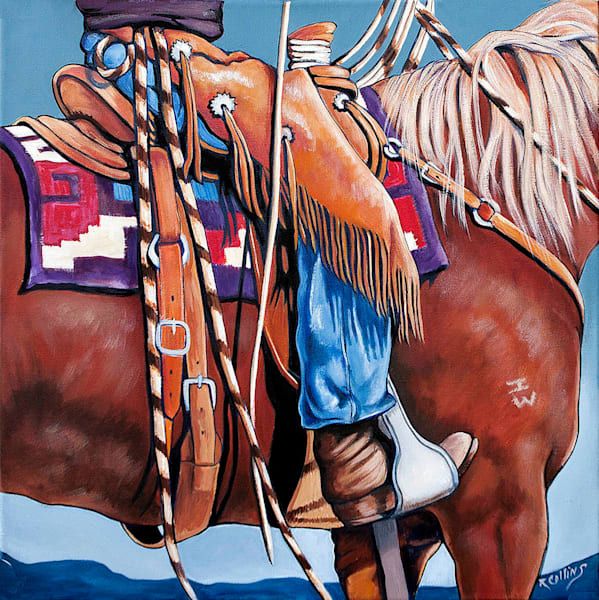 Empire Ranch Round Up Ii Art | rosecollinsartist
