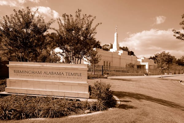 Birmingham Alabama Temple