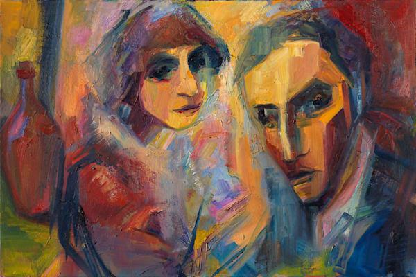 August (Marina Tsvetaeva and Boris Pasternak, after Boris Pasternak)