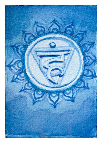 Vishuddah Card 5x7 Art | HFA print gallery
