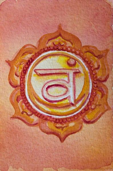 Svadhisththana Card Art | HFA print gallery