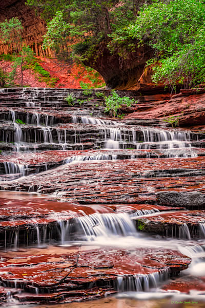 Stairway To Zion Photography Art | bodhi smith photography