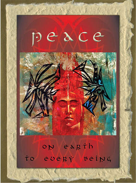 CC29. Peace on Earth to Every Being