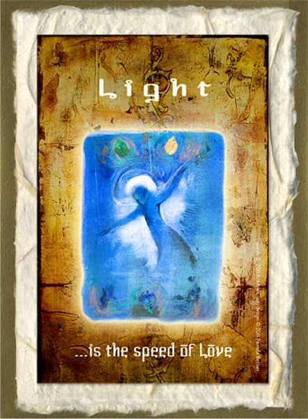 CC27. Light is the Speed of Love