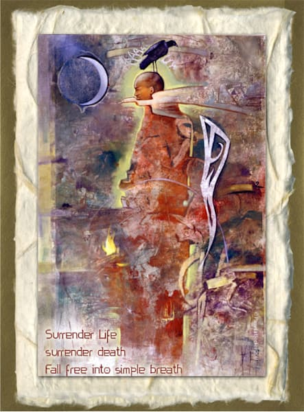 CC38. Surrender Life- Surrender Death- Fall Free into Simple Breath