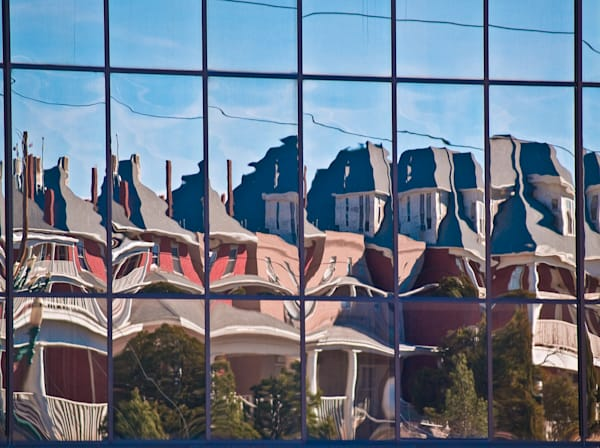 Urban Reflection | El Paso Art Photography
