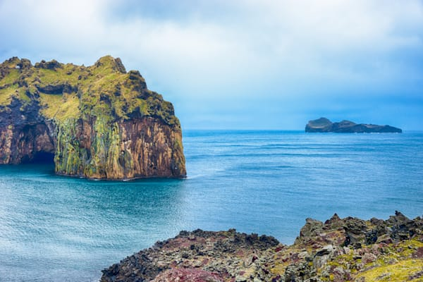 Westman Island II | Tropical Landscape Photography Print