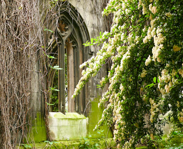 St Dunstan Ruins | Travel Photography Print