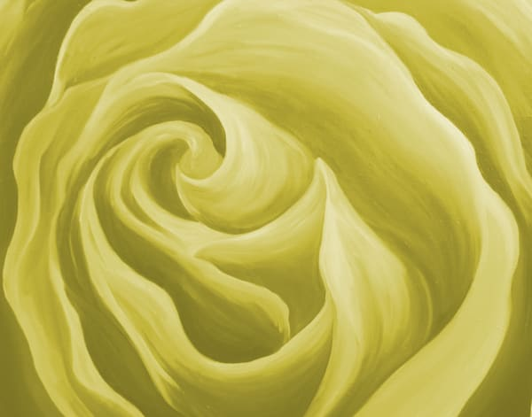 Daffodil Yellow Rose Art | Art By Dana