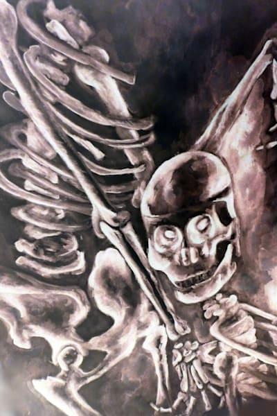 Death Reaper Art | Art By Dana