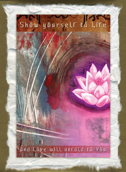 CC57. Show Yourself to Life- And Love will Unfold