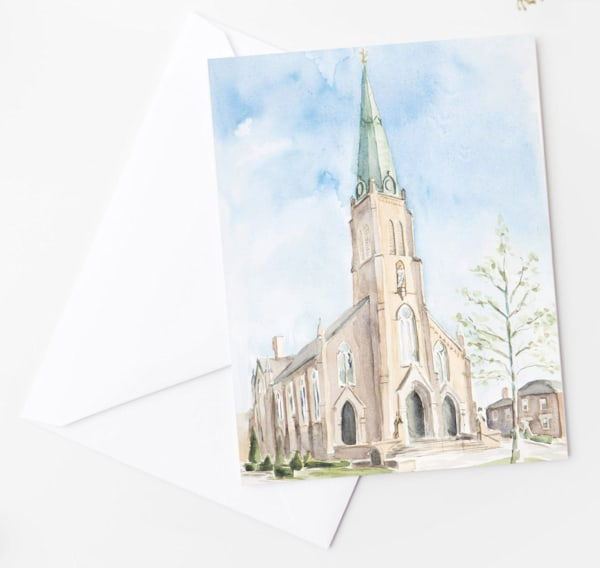 Saint Rose Perrysburg Notecards