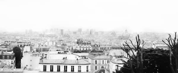 Photograph of  Montmartre in Paris