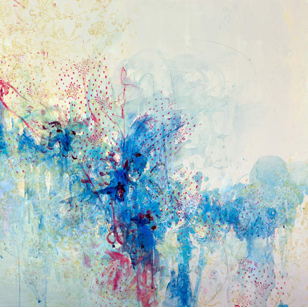 Spring (Four Seasons) Art | Kathryn Neale Studio