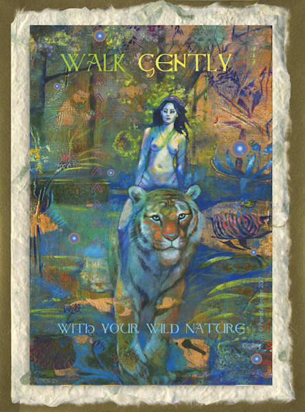 CC90. Walk Gently with Your Wild Nature