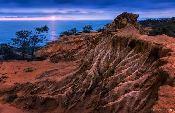 Impressionist Sunset Photography Art | bodhi smith photography