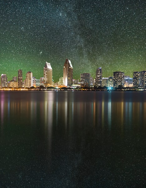 Noche De Coronado Photography Art | bodhi smith photography