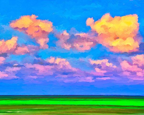 Sublime Beginning Original Painting