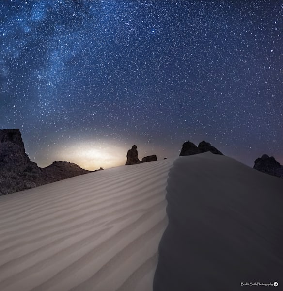 Sands of the Cosmos