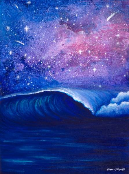 Hawaii Art | Cosmic by Stephanie Boinay