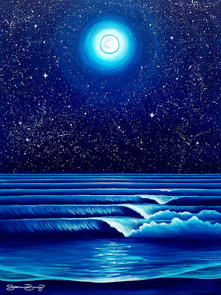 Hawaii Art | Eternity by Stephanie Boinay
