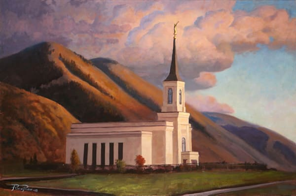 Star Valley Temple