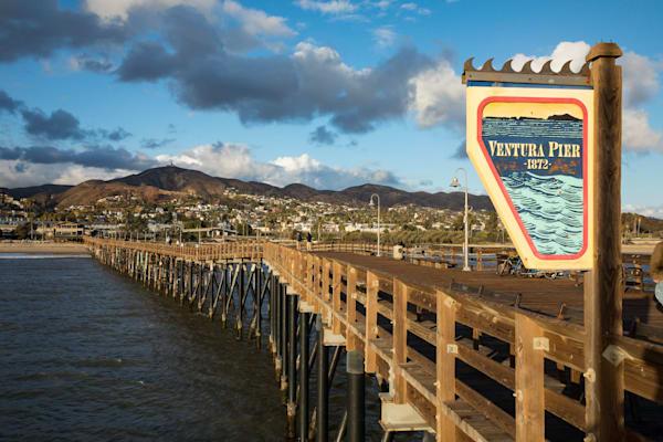 """Ventura Pier 1872"""