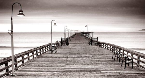 """Wooden Pier"""
