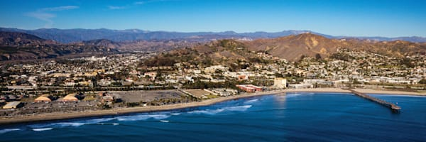 """Ventura from the Air"""