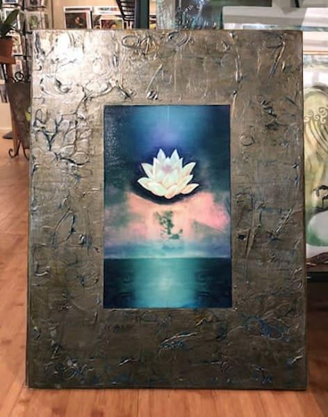 """Inner Bloom, 18x24"""""""