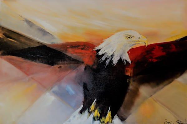 """The Eagle"" by Sonia Strumpfer | Prophetics Gallery"