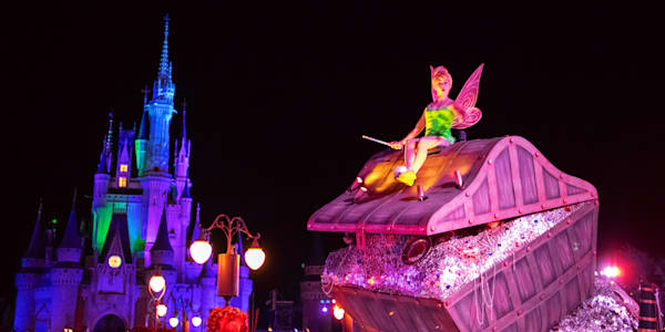 Boo To You Tinkerbell - MNSSHP Photos | William Drew