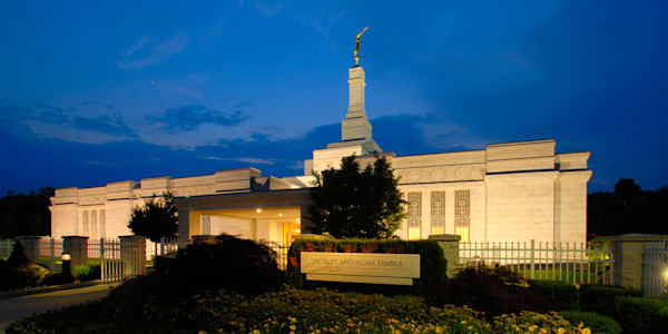 Detroit Michigan Temple