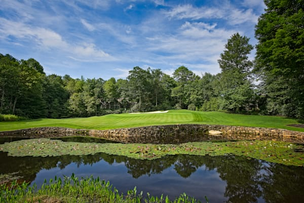 The Cullasaja Club, Highlands, North Carolina - 15th Hole