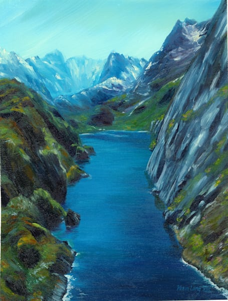 Fjord Art | Kevin Lang Fine Art