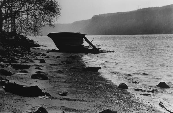 Lauree Feldman Broken Boat